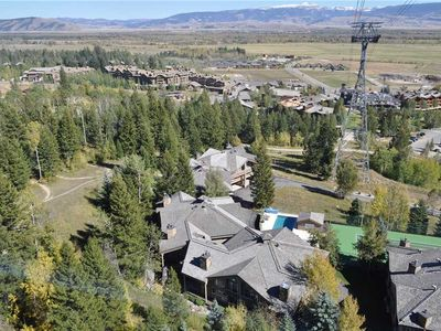 Photo for Recently Renovated:  Contemporary Ski In Ski Out Property in Teton Village