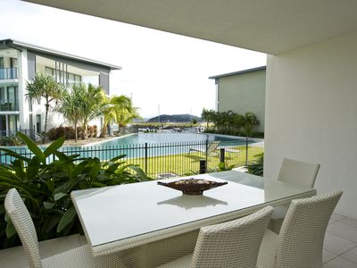 Photo for 2BR Apartment Vacation Rental in Nelly Bay, QLD