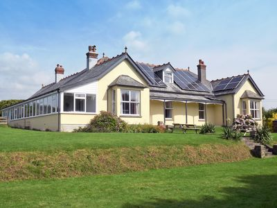 Photo for 7 bedroom accommodation in Launcells, near Bude