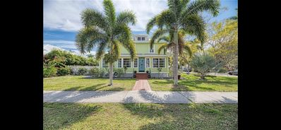 Photo for Work from my home! Historic Punta Gorda house with private pool sleeps 2-13