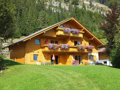 Photo for Chalet Zirbe, App. 508/509 SB short - Regitnig - 4 * Hotel & Chalets
