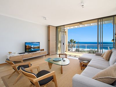 Photo for Orion Unit 7 - Luxury Apartment overlooking Snapper Rocks