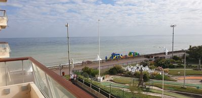 Photo for Beautiful apartment renovated seafront Cabourg