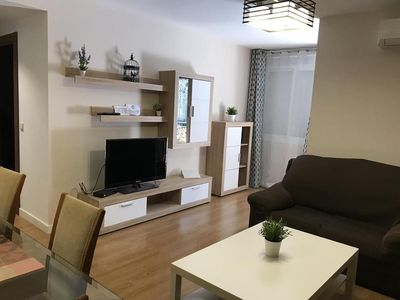 Photo for Barrier-Free Apartment with Air-Conditioning, Wi-Fi and Patio