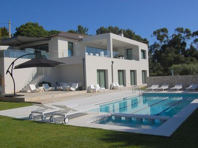 Photo for Casablanca very modern villa with unbelievable views