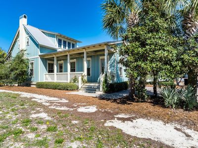 Photo for Cypress Pearl: Charming 3BR Cottage in Cypress Dunes! Pet Friendly!