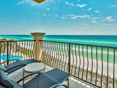 Photo for Adagio A401 four bedroom gulf front,WEEK OF JUNE 22ND OPEN!