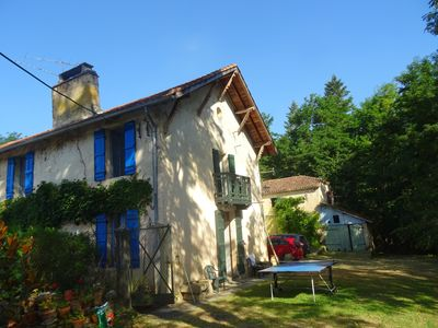 Photo for Large Characterful Farmhouse set in the beautiful tranquil French countryside