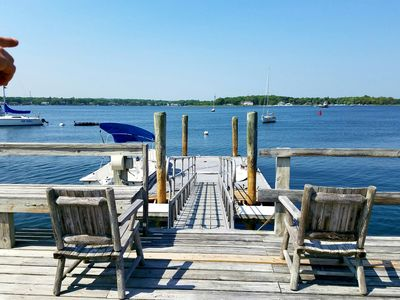Photo for Waterfront Home - Private Dock