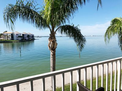 Photo for Newly Renovated Bayfront Condo 3 Bedroom 2 Bath Sunset Views