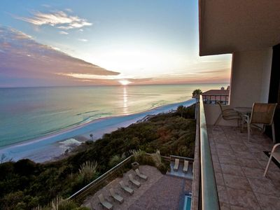 Photo for 508 One Seagrove Place ~ Amazing Gulf Views, Pool Heat, 2 King Beds, Complimentary Beach Chair Setup