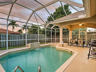 Photo for Naples Home w/ Heated Pool by Vanderbilt Beach!
