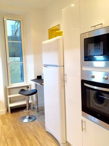 Photo for Newly Renovated 2Bed Flat in Central Cannes with Parking and WIFI ready