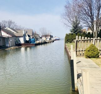 Canal to anchor bay/ lake st clair -spring