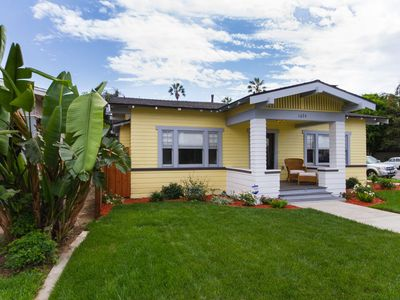 Photo for Beautifully Restored Craftsman Bungalow. The Adventure Is Out There!
