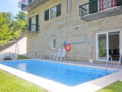 Photo for House with private pool near Gerês
