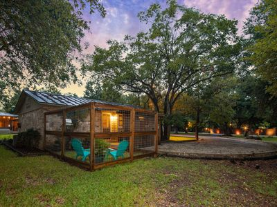 Photo for Gruene Country Cottage- just 1 mile to Gruene & 1/2 Mile to the Guadalupe River