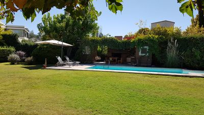 Photo for Beautiful house in Chacras wine country. Swimming  pool.