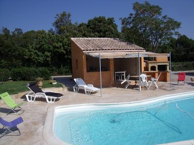 Photo for 170 m2 7-room rental in Villa Garrigues for 8 persons