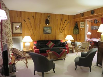 Photo for TIGNES LE LAC Charming apartment, pd tracks and terrace facing south lake view