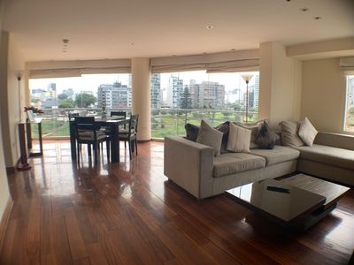 Photo for Business, Beach and Party - Best Location in Lima