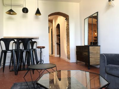 Photo for Charming atypical T2 of 50m ² in the heart of Ajaccio