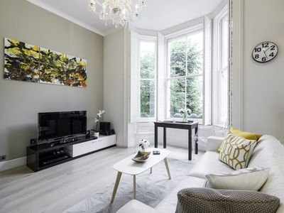 Photo for Cosy 1 bed plus sofa bed NottingHill