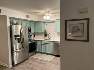 Photo for 2 Bd 2 Bath  1st Floor Condo w Pool and Boat Dock