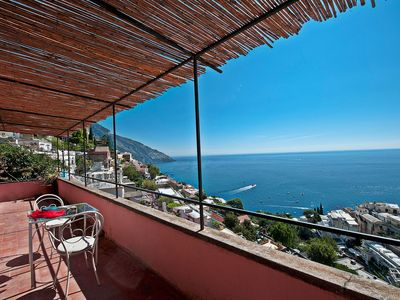 Photo for 2BR Apartment Vacation Rental in Positano Centre