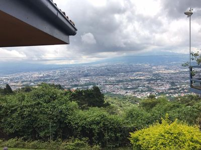 Photo for Cozy Mountain getaway, best view of the city.