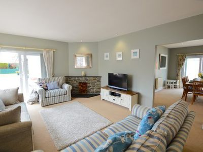 Photo for A beautiful single-storey holiday home, fully equipped for children of all ages.