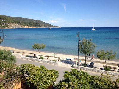 Photo for 1BR Apartment Vacation Rental in Campo nell´Elba, Livorno