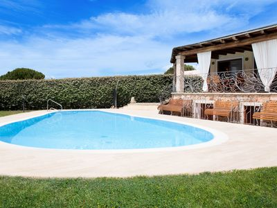 Photo for Dreamlike Villa with Fantastic Sea View, Pool and in Absolute Privacy