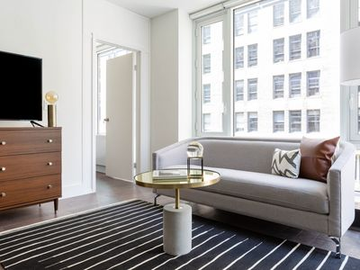 Photo for Sonder | Madison Ave | Airy 1BR + Gym