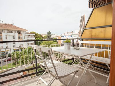 Photo for HIGH STANDING APARTMENT IN THE HEART OF SITGES, SOLEADO, 150m from the SEA