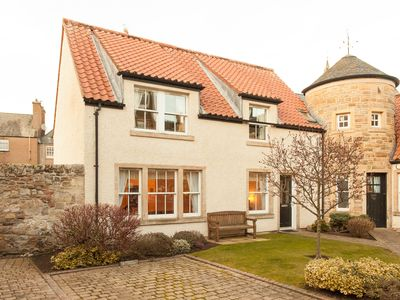 Photo for Stunning house (sleeps 5) in the heart of St. Andrews with private parking