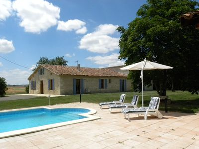 Photo for 4BR House Vacation Rental in Mansempuy, Pays Portes de Gascogne