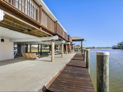 Photo for Waterfront Home. Escape. Relax. Fish. Bring Boat...near Beach