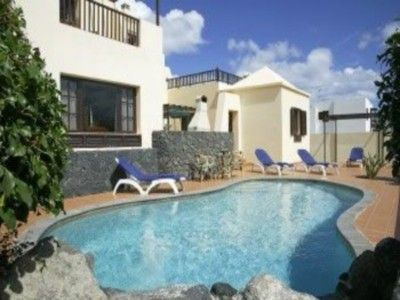 Photo for Villa Eileen: Sleeps 10, Free Air Con/WiFi , Heated Pool, Games Area
