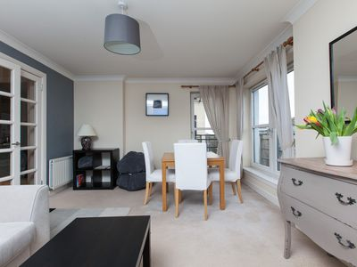 Photo for amazing apartments:Holyrood Road - free secure parking, free WiFi