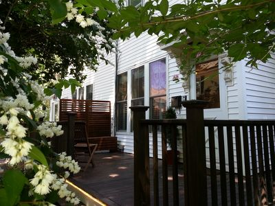 "Photo for Maria's JP Rental - Boston Duplex in Popular Jamaica Plain (""JP"") area"