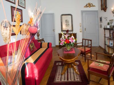 Photo for NEW !!! Luxury apartment in antique style in the center of Rome.