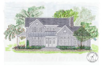 Photo for New Construction- June 2019 w/Heated Pool- 5 BR, 4.5 BA Heated Inground Pool