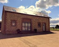 Beautifully converted stone property in a wonderful rural position on a working farm.