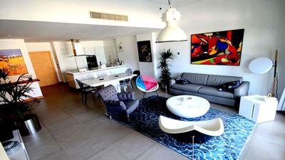 Photo for 636-Beautiful Furnished 1/Br Apartment In The Palm