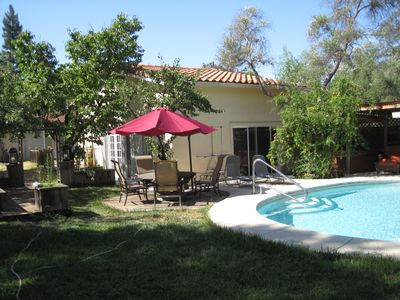 Photo for Stand alone Guest House Pool