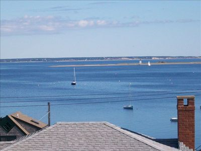 See three Lighthouses from your private deck