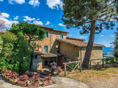 Photo for 3BR Apartment Vacation Rental in Caselli, Toscana