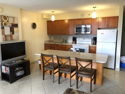 Photo for Waikiki Banyan One-Bedroom Condo Free Wifi, Free Parking