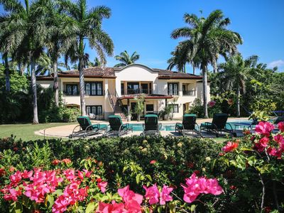 Photo for Amazing Mansion Near the Beach-Cook Included! All-Inclusive Options Available